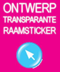 Ontwerp Transparante Raamfolie