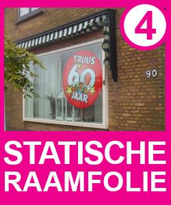 Statische Raamstickers