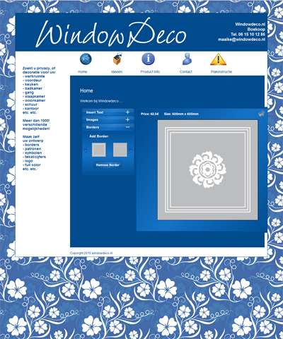 Raamfolie (Glasfolie) ontwerpen en bestellen