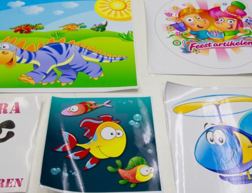 stickers, medium, kinderkamer