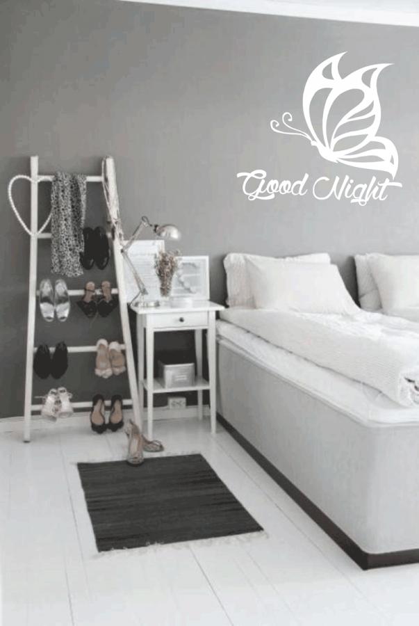muurteksten voorbeelden slaapkamer