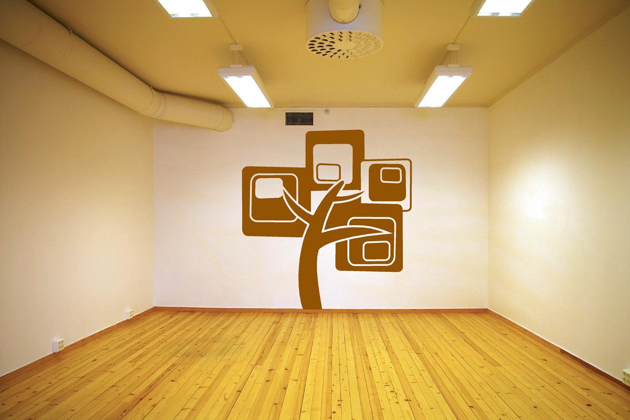Slaapkamer Muur Quotes : Muursticker boom zelf online ontwerpen.