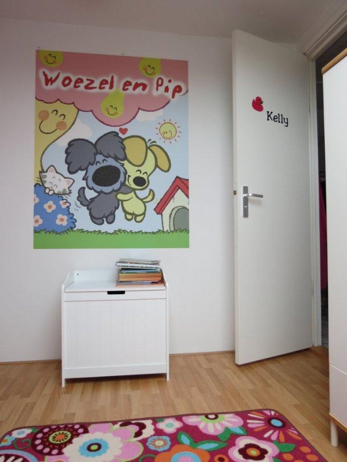 plaktextiel, kinderkamer, plakposter, op maat, muursticker