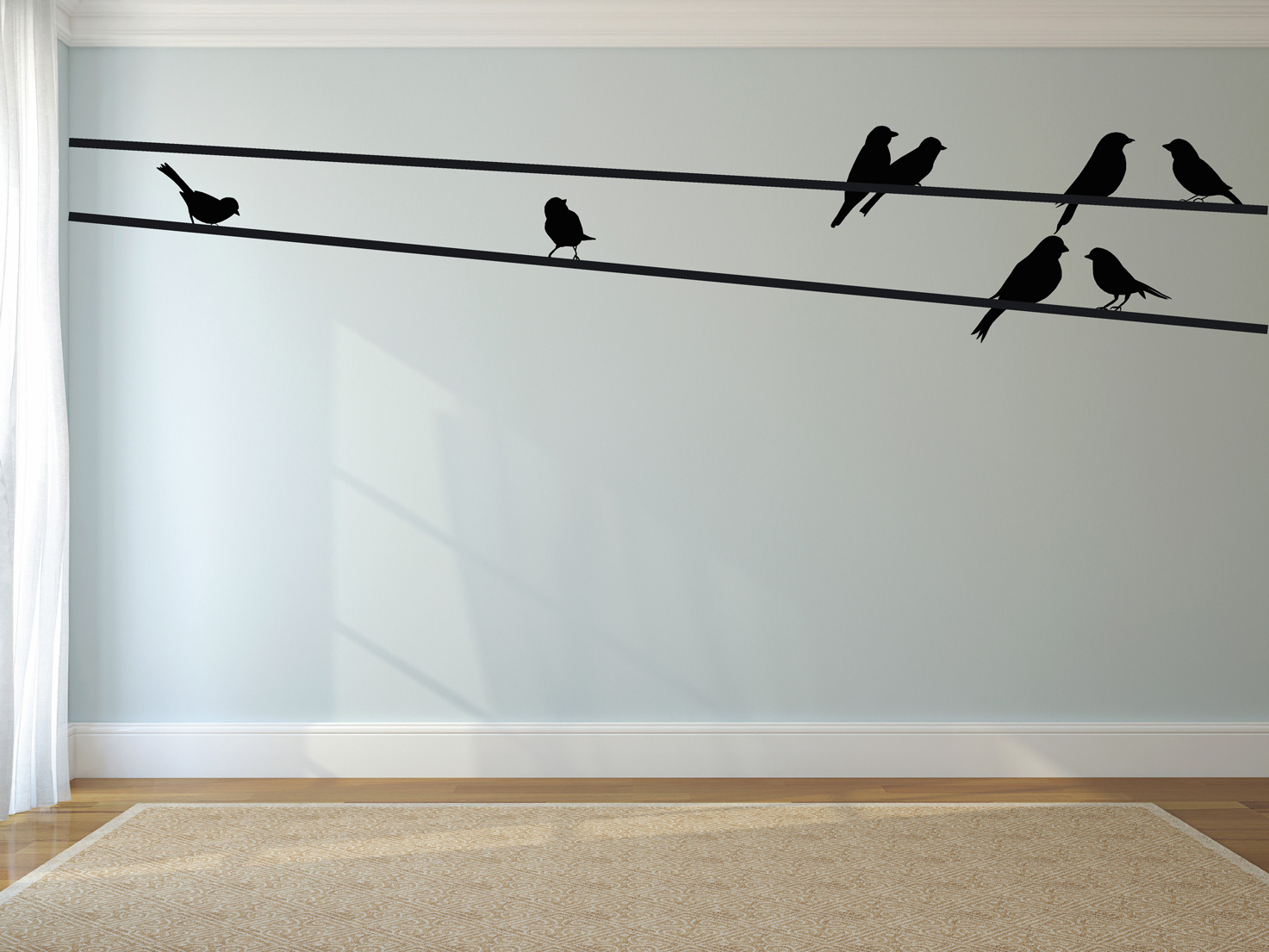 Uw eigen muurstickers zelf ontwerpen en kopen.