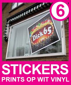 stickers, ontwerpen, bestellen