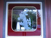 Gesneden raamfolie (5), plakletters