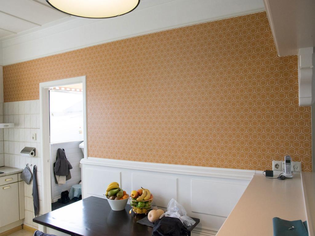 Muursticker op maat keuken plaktextiel plakhetzelf for Keuken zelf ontwerpen
