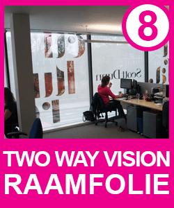 one-way vision, raamfolie, bestellen, ontwerpen