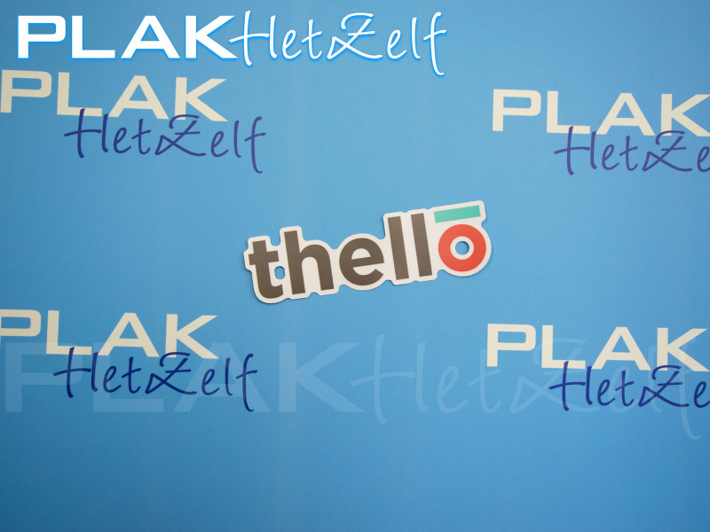 sticker, complex, die-cut, logo, mat, S10M