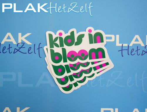 Sticker, maken, logo, vorm gesneden, complex, mat, S10M