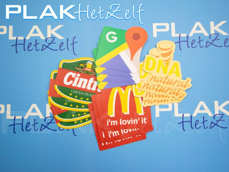 stickers, bestellen, die-cut, mat, S10M
