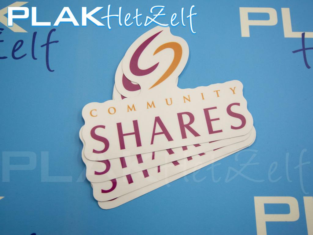 stickers, online bestellen, logo, reclame campagne, mat, S10M