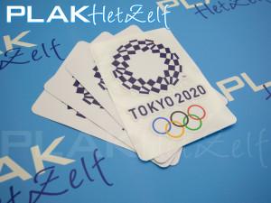stickervellen, vorm gesneden, stickers, complex, mat, S10M